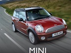 <p>MINI Clubman wagon</p>
