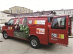 <p>Expanding into commercial services and responding to emergency calls, Sure-Fire Inc. in Wisconsin has to be prepared with a full inventory in each vehicle. This added weight makes each driver's fuel efficiency a top priority.</p>