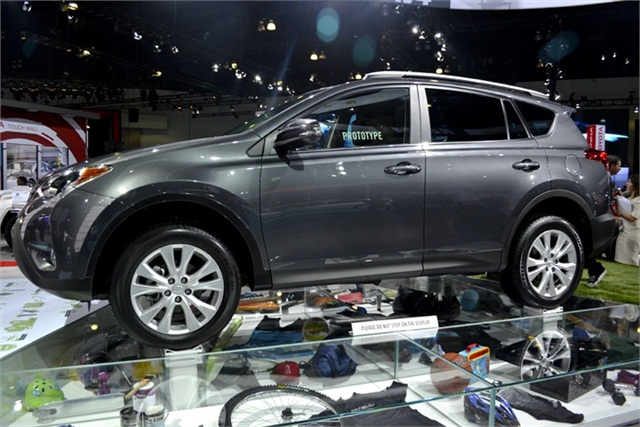 New versions of crossovers such as the new Toyota RAV4 all grew to add passenger and cargo volume, and yet all these models gained in fuel economy.