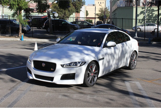 Photo of 2017 Jaguar XE by Paul Clinton.
