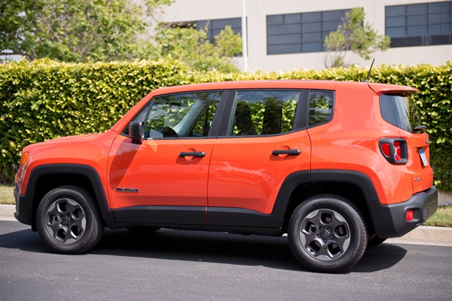 2015 jeep renegade sport 4x4 driving notes business fleet. Black Bedroom Furniture Sets. Home Design Ideas