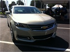 <p>The all-new 2014 Chevrolet Impala.</p>