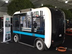Olli is an autonomous electric shuttle created by Local Motors. By the end of the year, Olli will be in testing in four jurisdictions.