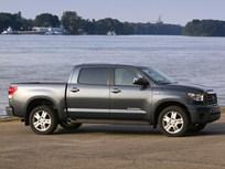 Toyota Unveils New Tundra CrewMax Pickup