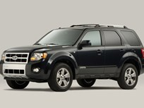 Ford Unveils 2008 Escape and Escape Hybrid
