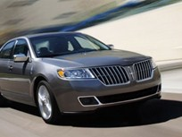 Lincoln MKZ Hybrid Rated at 41/36 MPG