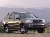 Toyota Issues Recall on 2003 Sequoia SUV