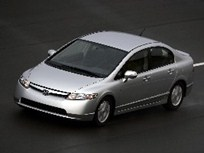 Honda Rolls Out New Hybrid for Motor Show