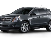 2010 Cadillac SRX Earns 'Top Safety Pick' Award