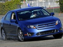 MOTOR TREND Names 2010 Ford Fusion Car of the Year