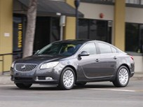 2011 Buick Regal Draws 'Top Safety Pick' Award