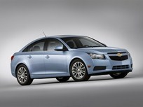 Chevrolet Boosts Cruze Fuel Economy for MY-2012
