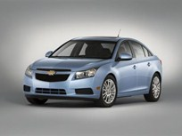 2011 Chevrolet Cruze Eco Achieves Segment-Leading 42 MPG