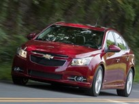 2011 Chevrolet Cruze Achieves 5-Star Overall Safety Score