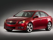 GM to Deliver 2011 Chevrolet Cruze to Dealerships in September