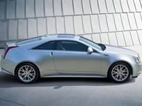 2011 Cadillac CTS Coupe Hits Dealerships Ahead of Schedule