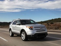 2011 Ford Explorer V6 Delivers Best-in-Class Fuel Economy