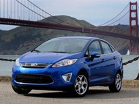 Ford Fiesta Earns 2010 IIHS Top Safety Pick Award