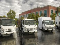 Isuzu Begins Production of Medium-Duty Diesel Engines