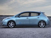 Nissan Begins 2011 LEAF Specification Phase