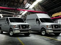 Nissan Announces 2012 NV Commercial Van Lineup Pricing