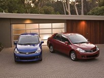 Nissan Announces Pricing for Enhanced 2011 Versa Sedan and Hatchback