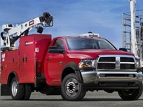 Chrysler to Deliver All-New 2011 Ram Chassis Cabs