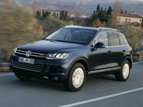 Volkswagen Introduces All-New 2011 Touareg
