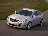 Buick Unveils 2012 Regal GS