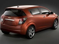 All-New, U.S.-Built Small Car Renamed Chevrolet Sonic