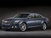 Chevrolet Introduces 2013 Malibu ECO Version