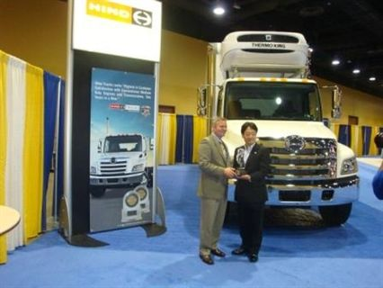 Atd Gives Hino Medium Duty Commercial Truck Award News