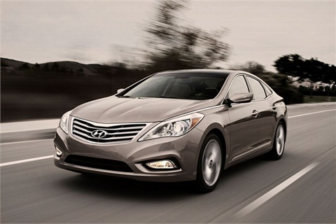 The 2012 Hyundai Azera