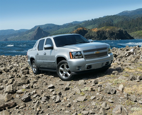 The 2013 Chevrolet Black Diamond Avalanche marks the final year of production for pickup model. Black Diamond Avalanches feature body-colored bed surrounds, a unique badge on the sail panel, and more standard features.