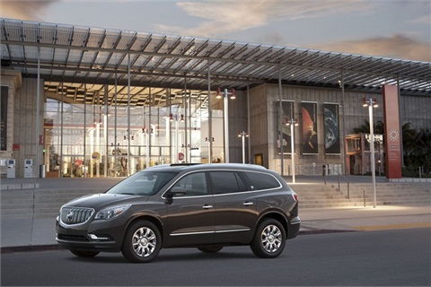 2013-My Buick Enclave