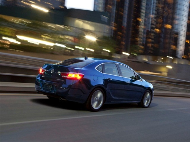 The 2013-MY Buick Verano Turbo.