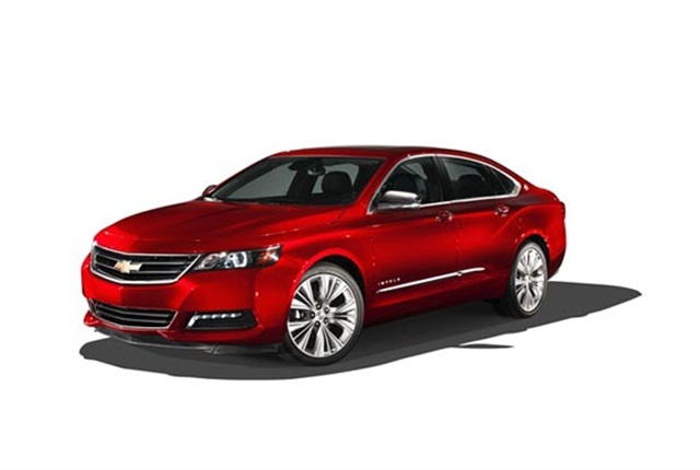 2014-MY Chevrolet Impala LTZ