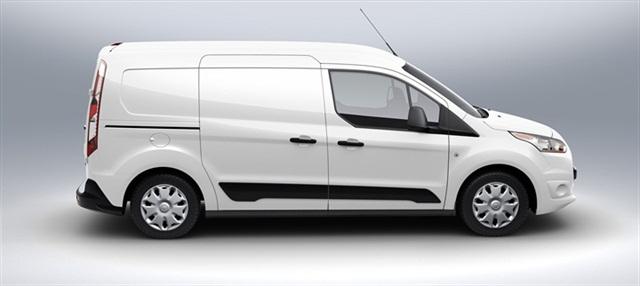 Ford Transit Connect Cargo Van Specs 2015