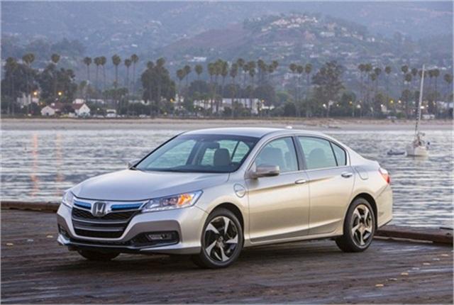 The 2014-MY Honda Accord Plug-in Hybrid.