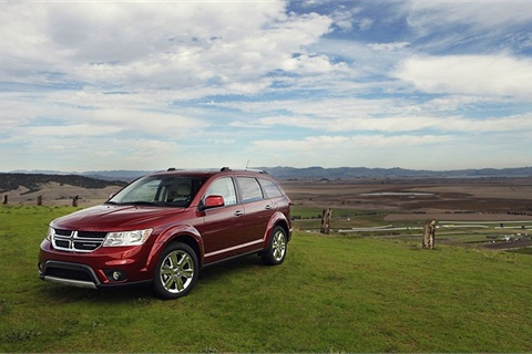 The 2012 Dodge Journey