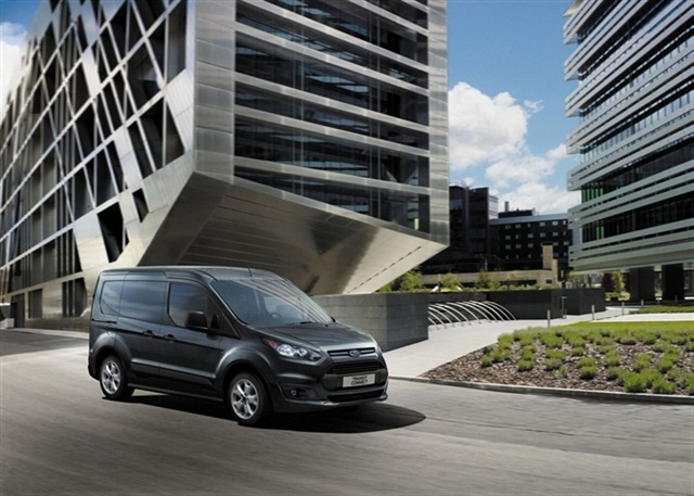 The all-new Transit Connect, like the Ford Transit, is set to go on sale in the fourth quarter of 2013.