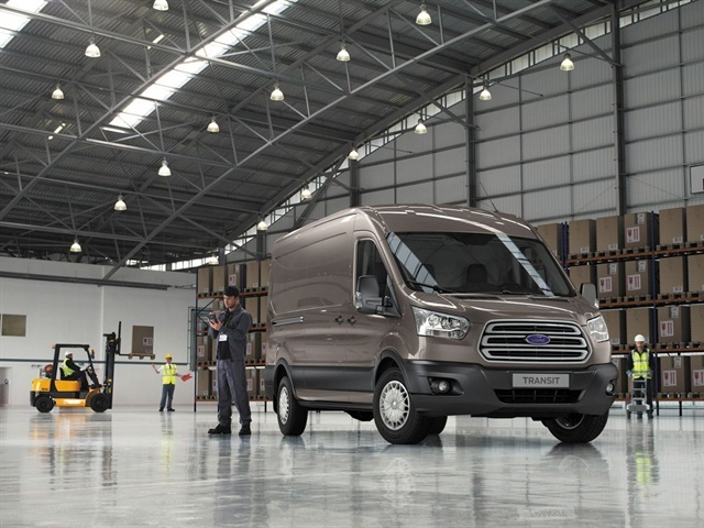 The all-new global edition of the Ford Transit.