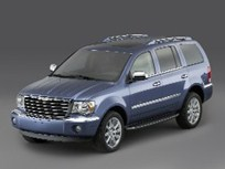 First Look:  2007 Chrysler Aspen