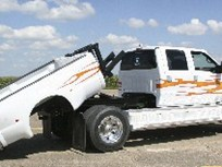 Kelderman Suspension Systems Introduces the Bed Lift for Ford 650/750 and Other Medium Duty Trucks