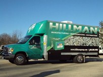 Mike Albert Vehicle Fleet Management Partners with The Hillman Group to Create 'Rolling Showroom'