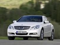 Mercedes-Benz Unveils New E-Class Coupe