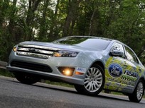 Ford Fusion Hybrid Team Averages 81.5 MPG in '1,000-Mile Challenge'
