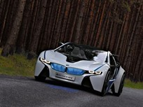 BMW Unveils New Plug-In Diesel Hybrid Supercar