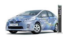 2010 Prius Plug-in Hybrid Debuts at Frankfurt Motor Show
