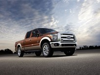 Ford Reveals 2011 Super Duty at Texas State Fair